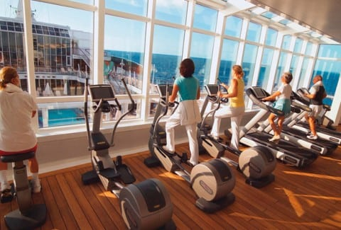 Cruise to Work in the Fitness Industry