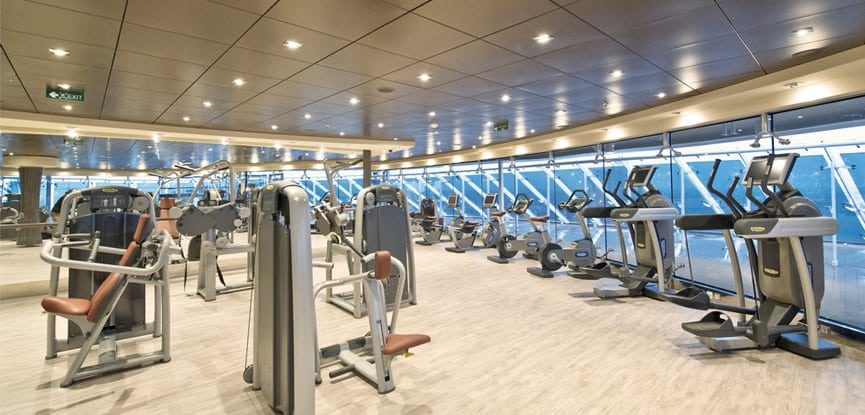 Cruise to Work in the Fitness Industry - Find a Job on a Cruise Ship
