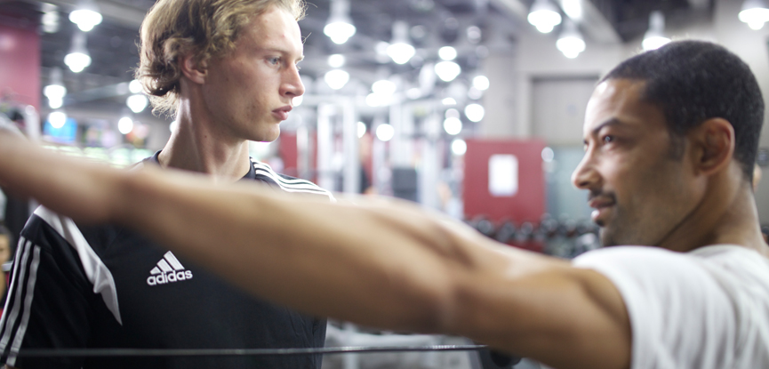the best to get more personal training clients is first by introducing yourself