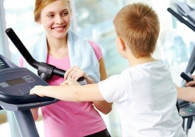 Active Mums Can Positively Impact Their Children's Activity Level
