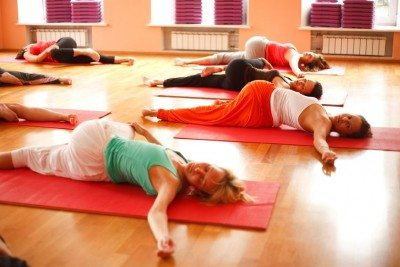Yoga Study Helps Lower-Back Pain Sufferers