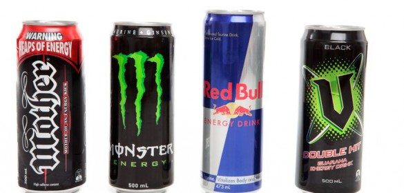 Caffeinated Energy Drinks