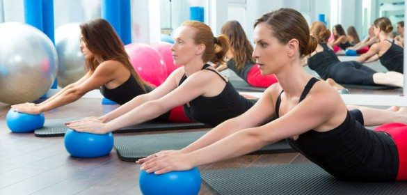 Why 70% of people would rather do Pilates than Yoga