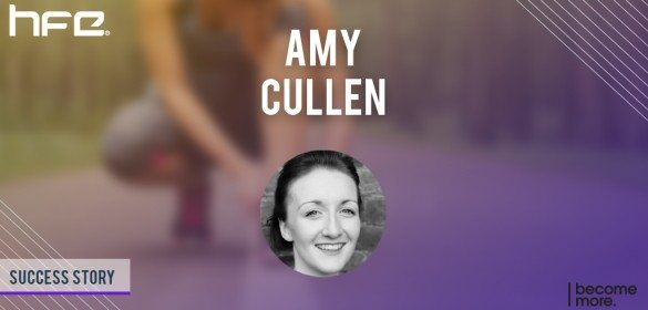 Amy Cullen – Success Story