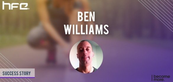 Ben Williams – Success Story