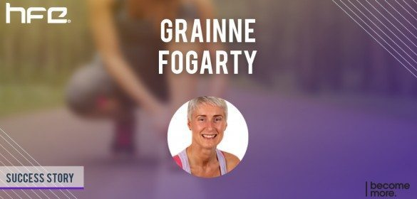 Grainne Fogarty – Success Story