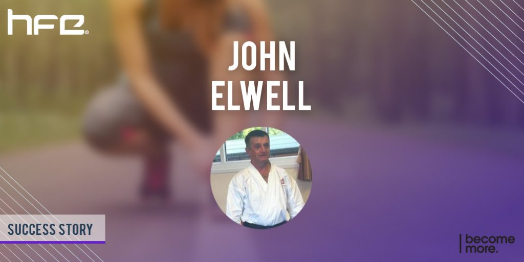 John Elwell success story