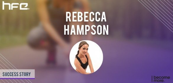 Rebecca Hampson – Success Story