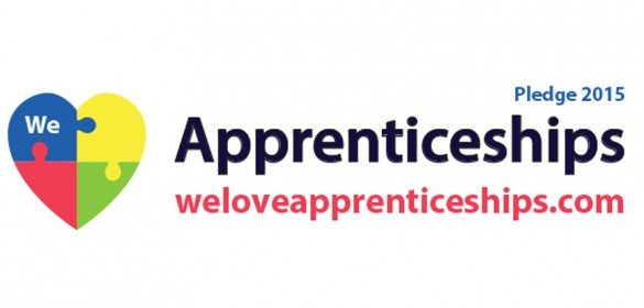 We 'Love Apprenticeships' Pledge