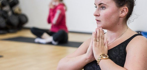 Exercise and Mental Health (MHAW 2015)