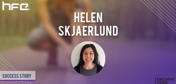 Helen Skjaerlund Success Story