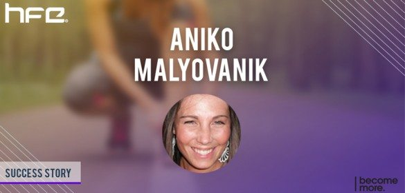 Aniko Malyovanik – Success Story