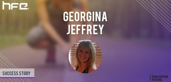Georgina Jeffrey – Success Story