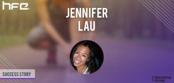 Jennifer Lau – Success Story