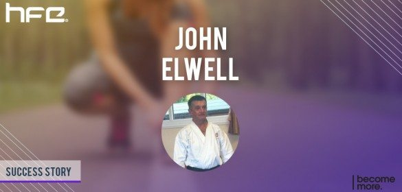 John Elwell Personal – Success Story