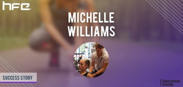 Michelle Williams – Success Story