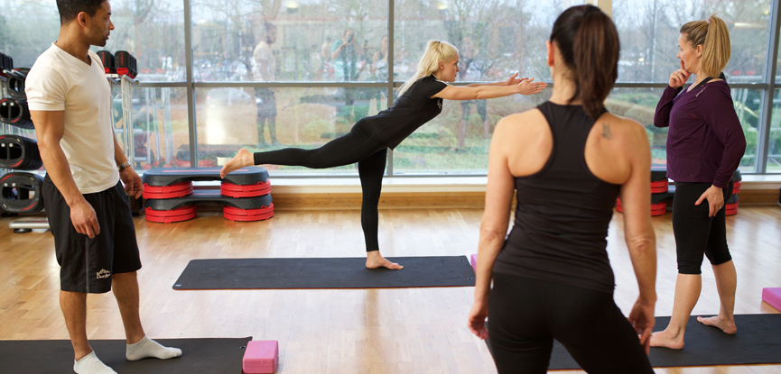 Insurance is a must for group exercise instructors