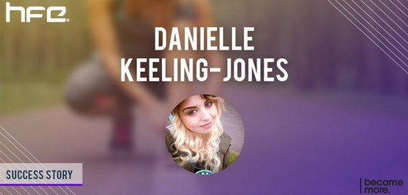 Danielle Keeling Jones – Success Story