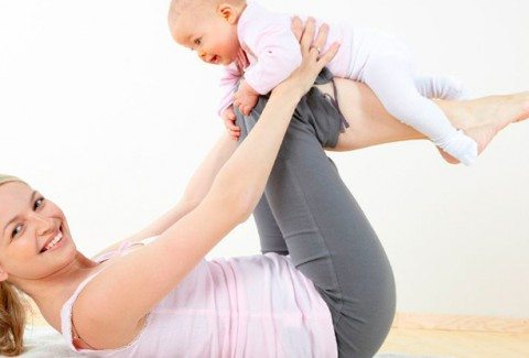 Pilates for Babies