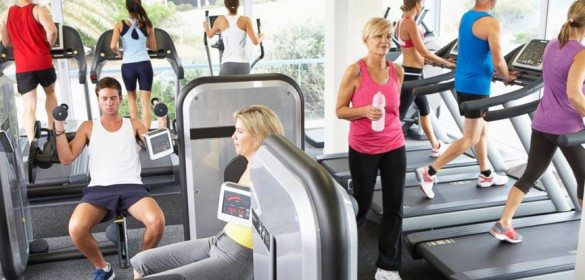 The Rise and Rise of UK Gyms