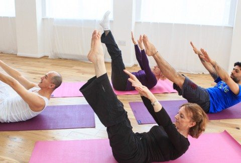 Pilates Exercises to Improve Balance and Flexibility