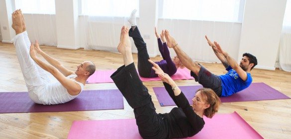 Pilates Exercises to Improve Flexibility