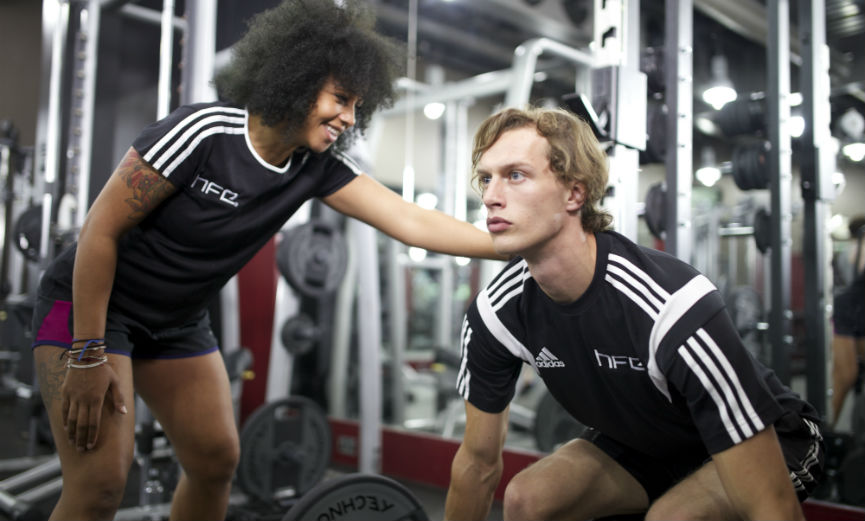 personal training with hfe