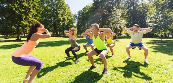Military Fitness: Boot Camp Basics