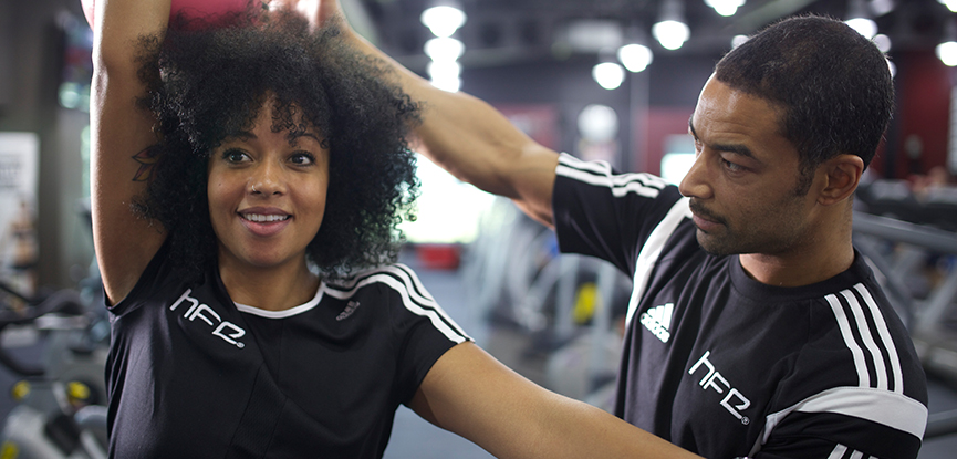 Personal trainers need to establish a brand for themselves