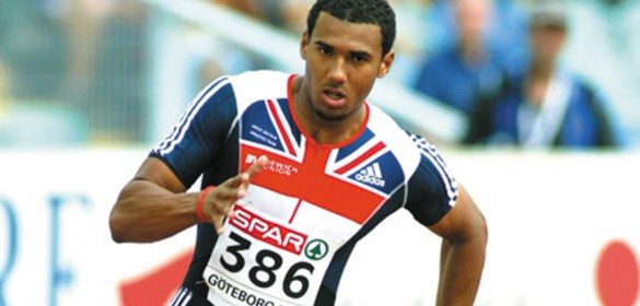 An Interview with Team GB's Tim Abeyie