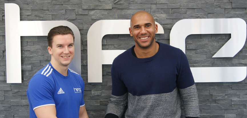 Tim Abeyie is now a fully qualified level 3 personal trainer