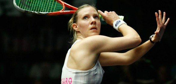 How Does Yoga Help Squash's World Number 1?