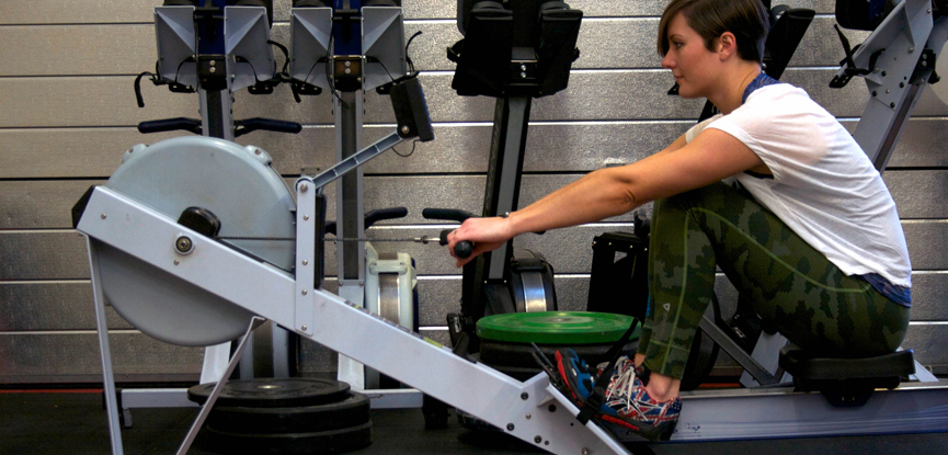 rowing machine crossfit