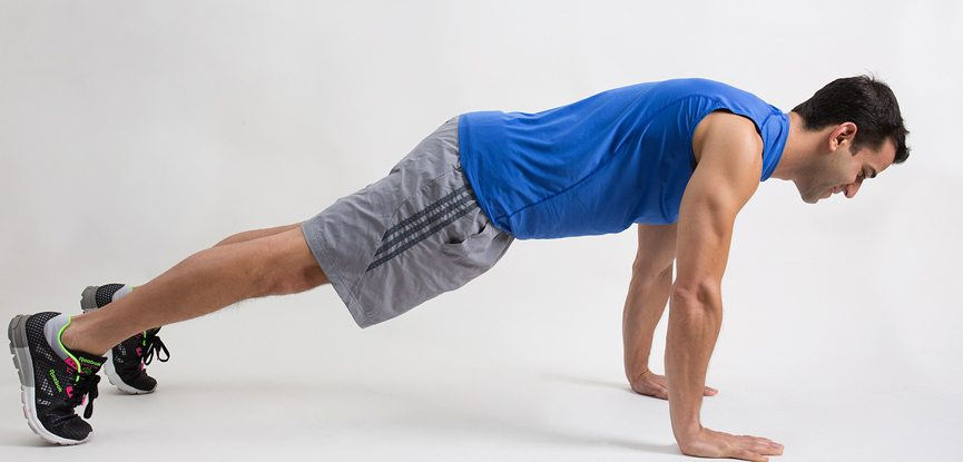 Push Up Progressions Hfe Blog