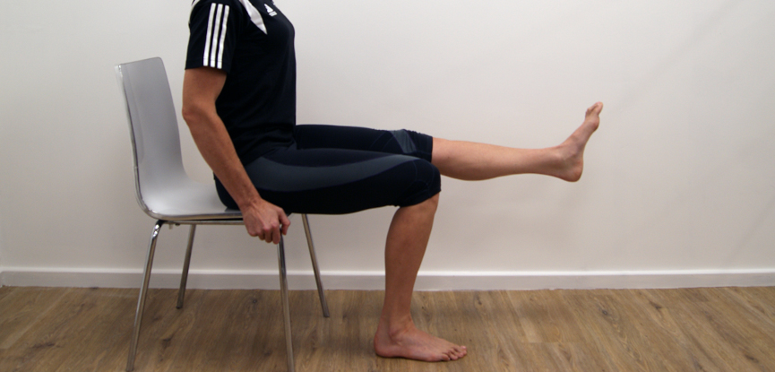 Chair-based Pilates exercises for obese clients