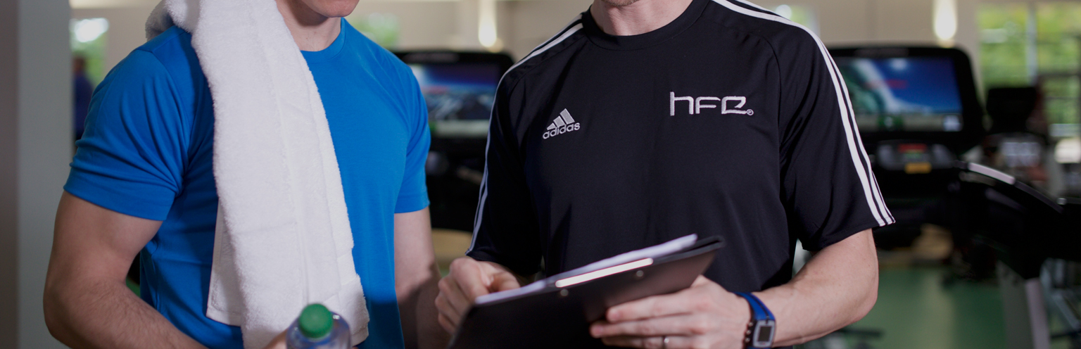 HFE tutor looking at a personal trainer's business and marketing plan