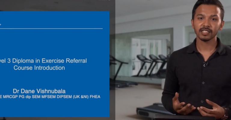 Dr Dane Vishnubala exclusively delivers GP referral content for HFE