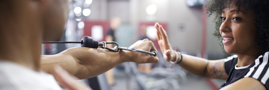 Fitness apprenticeships are a great way to gain qualifications and earn money