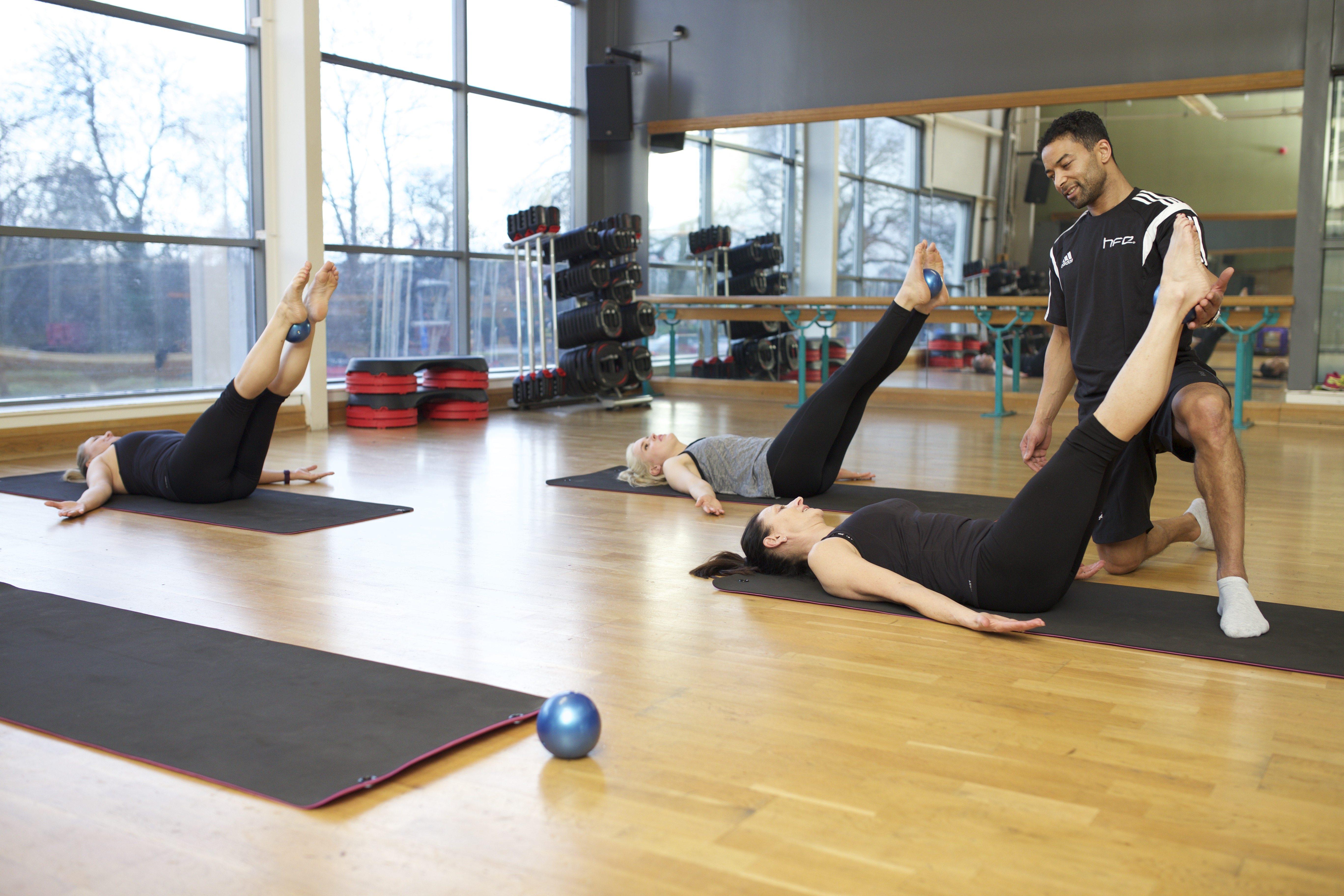 Level 3 Pilates Instructor Course