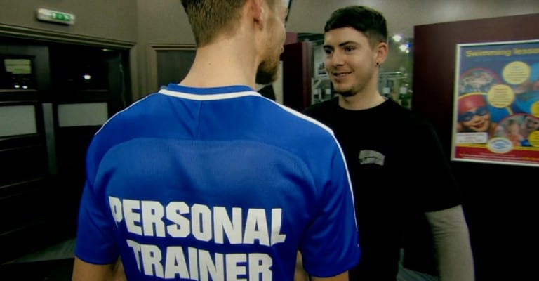 Newly qualified HFE graduate working as a personal trainer