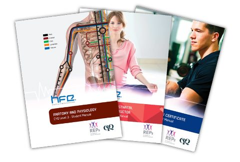A selection of HFE's manuals