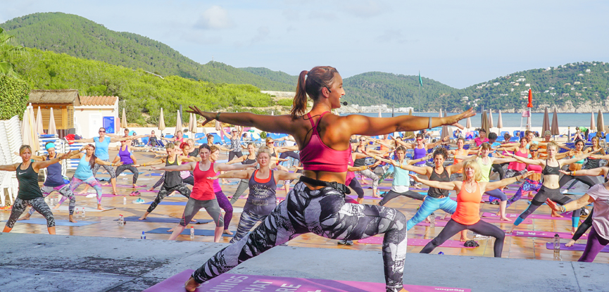 Antonia Johnston is an HFE graduate and co-founder of YogaFit Retreats