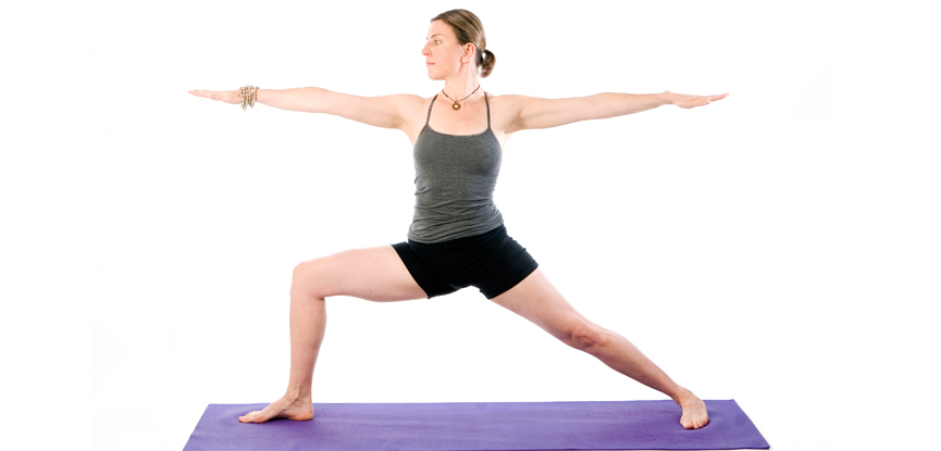 Sally Parkes is an internationally-renowned yoga teacher and writer