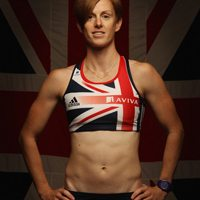 Team GB Olympic sprinter Laura Turner-Alleyne