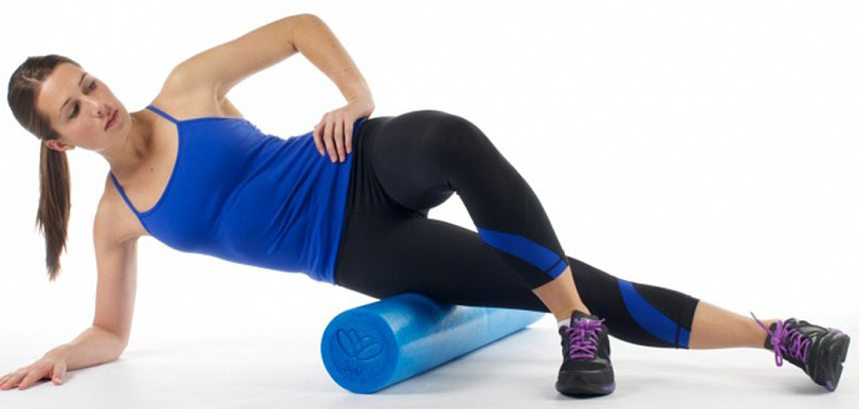 Foam rolling can be seen as an essential part of myofascial release