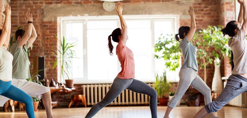 Fitness retreat header