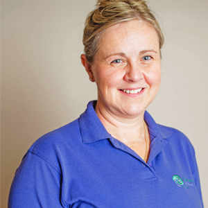 Ruth Duncan is an advanced myofascial release therapist