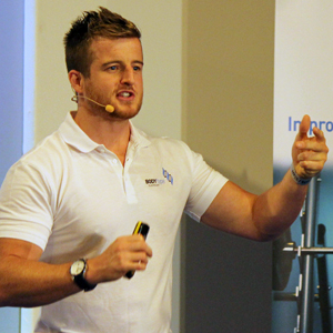 Founder of Body Type Nutrition and Awesome Supplements Ben Coomber