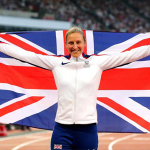 Holly Bradshaw is a Team GB Olympic Pole Vaulter