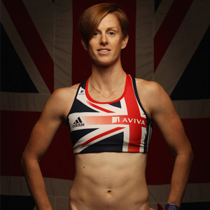 Team GB Olympic and Commonwealth Sprinter Laura Turner-Alleyne